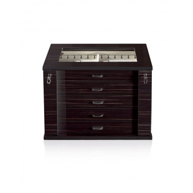 Agresti Collezioni Gemelle ebano Chest of drawers 7854
