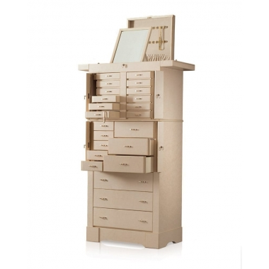 Agresti Il Grande Scrigno crema Chest of drawers 960