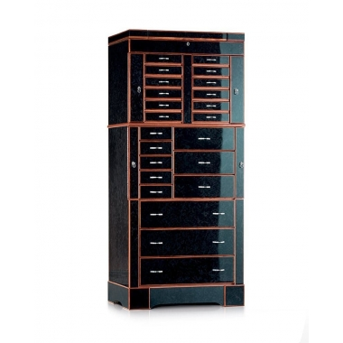 Agresti Lo Scrigno nero Chest of drawers 990