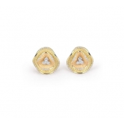Annamaria Cammilli Aqua Earrings GOR1873D