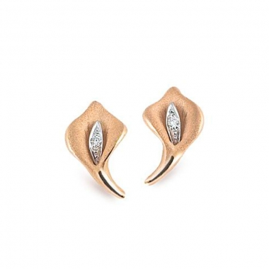 Annamaria Cammilli Calla Earrings GOR0882J