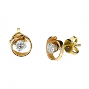 Annamaria Cammilli Dune Assolo Earrings GOR1588J