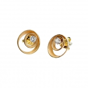 Annamaria Cammilli Dune Assolo Earrings GOR2249J
