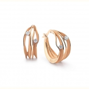 Annamaria Cammilli Dune Earrings GOR1242J