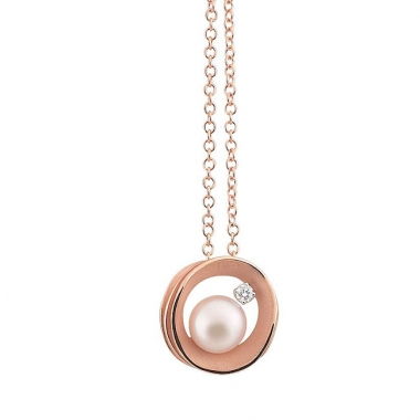 Annamaria Cammilli Infinity White Necklace GPE1277P