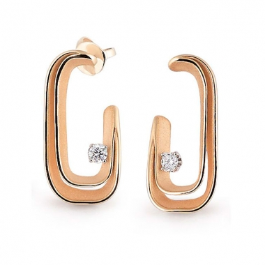 Annamaria Cammilli Serie Uno Earrings GOR2777J