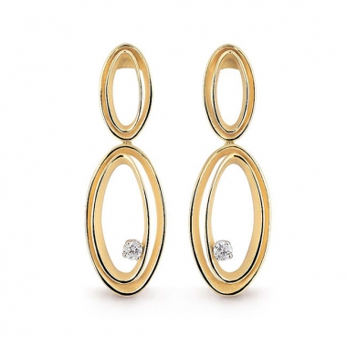 Annamaria Cammilli Serie Uno Earrings GOR2781U
