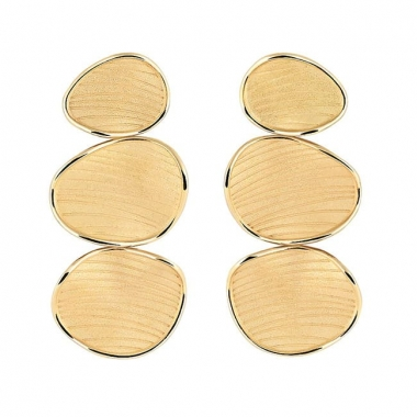 Annamaria Cammilli Velvet Earrings GOR2849U