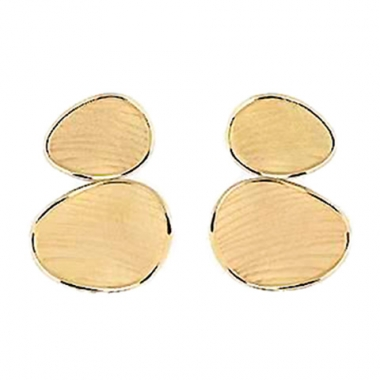 Annamaria Cammilli Velvet Earrings GOR2956U