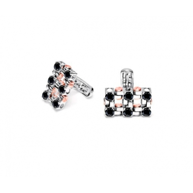 Baraka Diamonds Cufflinks PS245051BRDN
