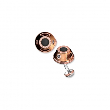 Запонки Baraka Space Run Cufflinks PS262031RODN