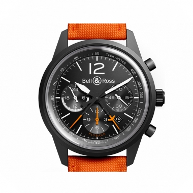 Men's square watch with matte steel case