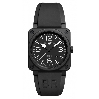 Bell & Ross Instruments watch BR0392-BL-CE