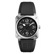 Bell & Ross Instruments watch BR0392-BLC-ST