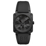 Bell & Ross Instruments watch BR0392-CAMO-CE-SRB