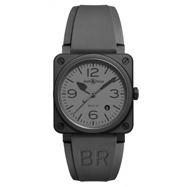 Bell & Ross Instruments watch BR0392-COMMANDO-CE