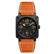 Bell & Ross Instruments watch BR0392-HERITAGE-CE