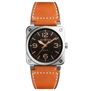 Bell & Ross Instruments watch BR0392-ST-G-HE-SCA-2