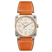 Bell & Ross Instruments watch BR0392-ST-PG-SCA