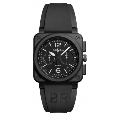 Bell & Ross Instruments watch BR0394-BL-CE