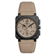 Bell & Ross Instruments watch BR0394-DESERT-CE