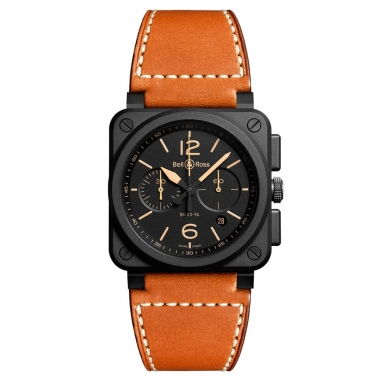Bell & Ross Instruments watch BR0394-HERI-CE