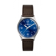 Bell & Ross Vintage watch BRV192-BLU-ST-SCA