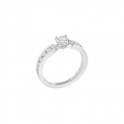 Chaumet Solitaire Plume Ring J3RGPV