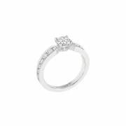 Chaumet Solitaire Plume Ring J3RKPV