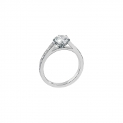 Chaumet Solitaire Frisson Ring J3BQ00
