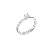 Chaumet Solitaire Torsade Ring J3PC00