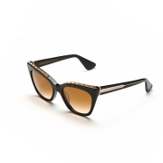 Chrome Hearts Jewel Sunglasses GLITTER GOO I BK-STUD-1