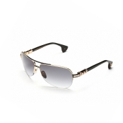 Chrome Hearts Jewel Sunglasses GRAND BEAST III GP/SBK-BK P