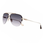 Chrome Hearts Jewel Sunglasses L'DEATIT I MBK-GP-UC