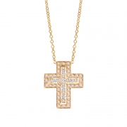 Damiani Belle epoque Cross 20083491