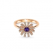 Damiani Margherita Ring 20072763