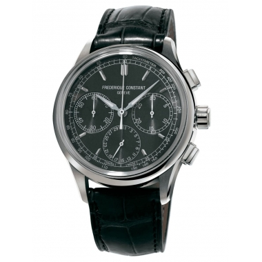 Frederique Constant Flyback Chronograph Manufacture Watch FC-760DG4H6