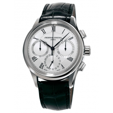 Frederique Constant Flyback Chronograph Manufacture Watch FC-760MC4H6