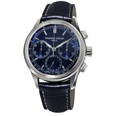 Frederique Constant Flyback Chronograph Manufacture Watch FC-760N4H6