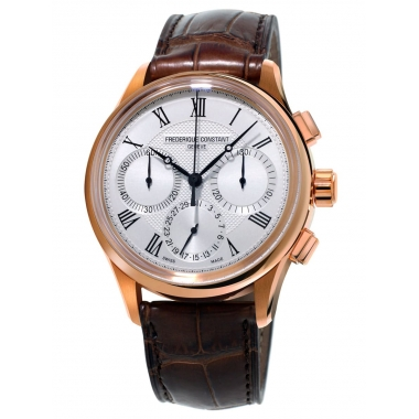 Frederique Constant Flyback Chronograph Manufacture Watch FC-760MC4H4