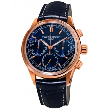 Frederique Constant Flyback Chronograph Manufacture Watch FC-760N4H4