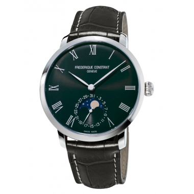 Frederique Constant Slimline Moonphase Manufacture watch FC-705GR4S6