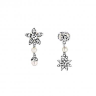Gucci Flower and Double G Earrings 581824J8CZ09068
