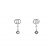 Gucci Flower and Double G Earrings 581830J85409066