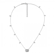 Gucci GG Running Necklace 481624J85409066