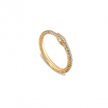 Gucci Ouroboros Ring ‎526576J85408000