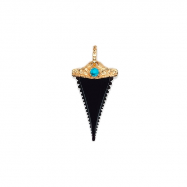 Gucci Shark tooth Pendant 462027086R49083