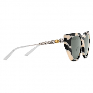 Gucci Cat-eye acetate Sunglasses 610397J07701016