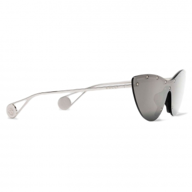 Gucci Cat-eye mask sunglasses 610405I33308116