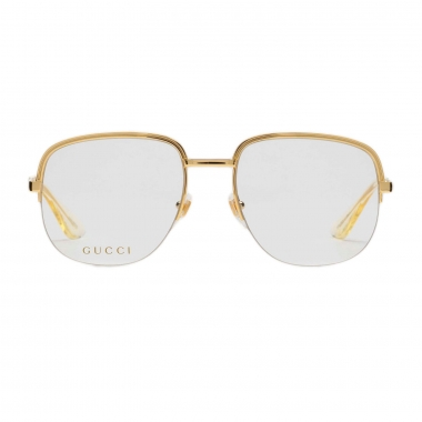 Gucci Square metal sunglasses 623891I33308074